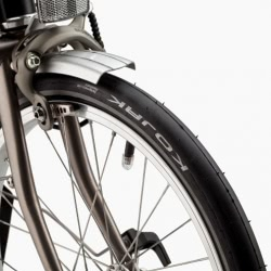 Brompton Schwalbe Kojak 16 x 1 1/4 inch / 32-349 lightweight tyre