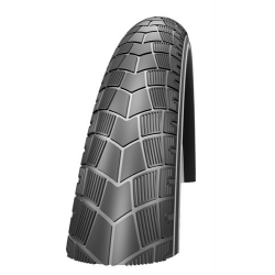 "Schwalbe Big Apple kevlar tyre 20 x 2.0"" for Dahon curve"