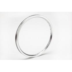 "Brompton 16 x 1 3/8"" double wall angle drilled wheel rim (ETRTO 349), 28 hole"