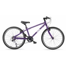 Frog 62 Purple childs bike