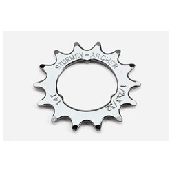 "Brompton 13 tooth rear sprocket 3mm for 3 speed and SRAM 6-speed 3/32"" chain ISO"
