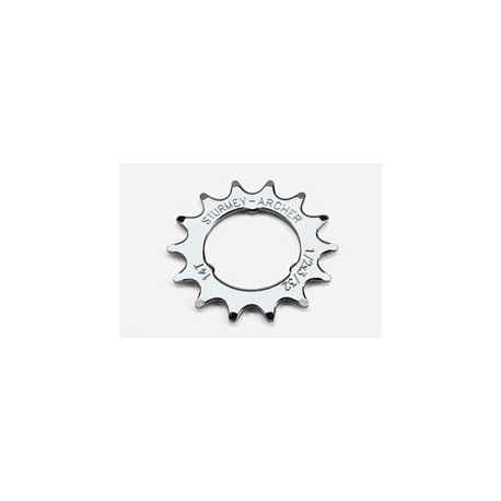 """Brompton 13 tooth rear sprocket 3mm for 3 speed and SRAM 6-speed 3/32"""" chain ISO"""