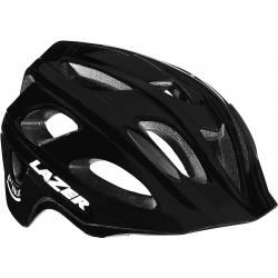 P'Nut black uni-size kids bike helmet