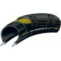 Grand Prix Force II 700 x 24C Rear Black Chili - Vectran tyre