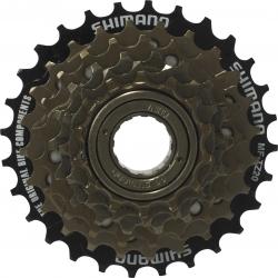 Shimano MF-TZ20 6 speed freewheel 14 - 28T