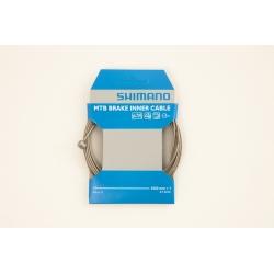 MTB Tandem steel brake inner wire, 1.6 x 3000 mm by Shimano