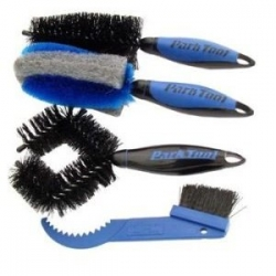 Park Tool USA Bicycle Cleaning Brush Set