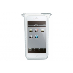 Topeak iPhone 5 Drybag - White