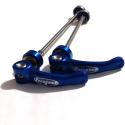 Hope Quick Release Skewer Pair - Blue