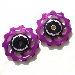 Hope Jockey Wheels (pair) - Purple