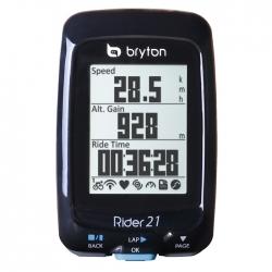 Bryton Rider 21T GPS Cycle Computer