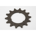 """Brompton 14 tooth rear sprocket 3mm for 3 speed  1/8"""" chain ISO"""