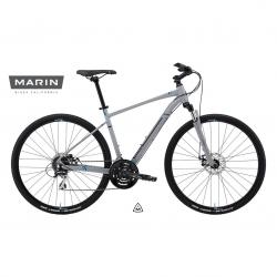 Marin 2015 San Rafael DS2 hybrid bike - 17 inch