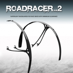 Crud Roadracer mudguard set Mk2