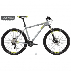 Marin Nail Trail 7.6 27.5in Mountain Bike - 17 in frame