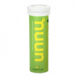 Lemon and lime electrolyte enhanced drink tablets by nuun
