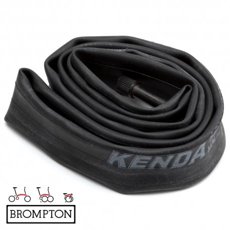 Brompton inner tube 16 x 1 3/8 inch / 37-349 - schraeder valve