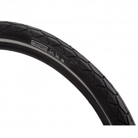 Brompton kevlar tyre 16 x 1 3/8 inch - QTYRBKREF