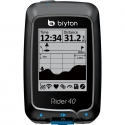 Bryton Rider 40T GPS Cycle Computer - front view