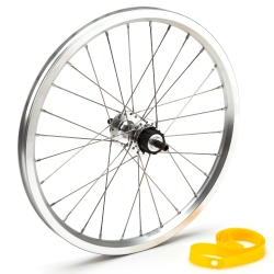 Brompton single / two speed rear wheel