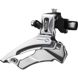 Shimano FD-M310 Altus 8-speed front derailleur, conventional swing, 42-48T, 66-69 deg