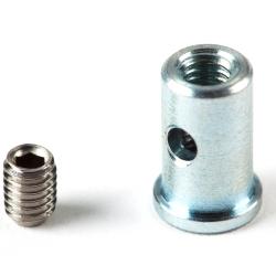 Brompton derailleur gear trigger threaded nipple