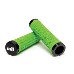 ODI SDG Lime Green Lock on handlebar grips kit - 130mm