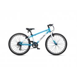 Frog 62 lightweight kids bike - Team Sky edition - WHITE