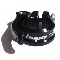 Hope seat clamp - quick release - 28.6 - Black