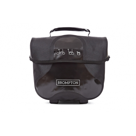 Brompton Mini O bag - Black