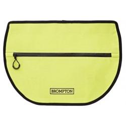 Brompton S bag flap - Lime Green