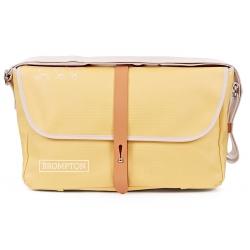 Brompton Shoulder Bag - Yellow