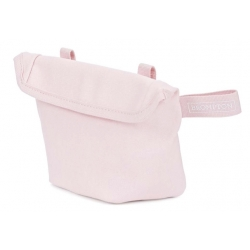 Brompton saddle pouch - Cherry Blossom
