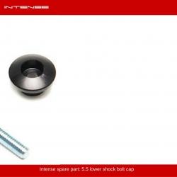Intense 5.5 shock bolt cap