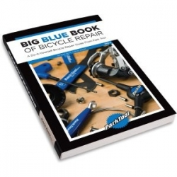 Big Blue Book of Bicycle Repair- BBB-3 -  from Park Tool USA