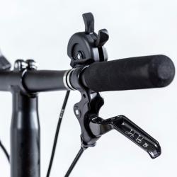 Brompton BLACK brake lever aluminium, LEFT hand