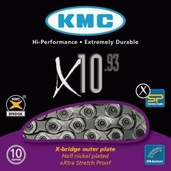 KMC X10-93 10-speed MTB chain