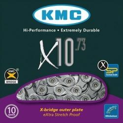 KMC X10-73 10-speed MTB/road bike chain