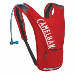 Camelbak Hydrobak Hydration Pack - Racing Red / Graphite