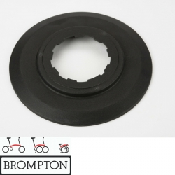 Brompton chain guide disc for BWR and 1 or 2 speed