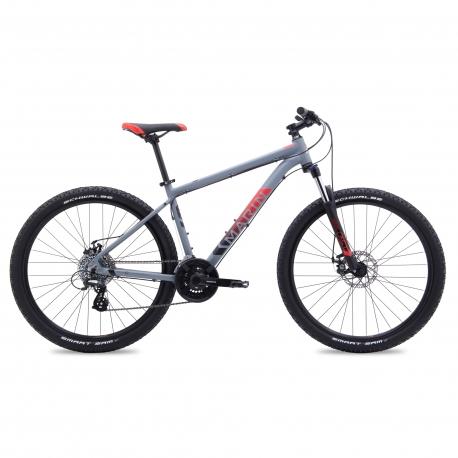 Marin 2017 Bolinas Ridge 2 Mountain Bike with 27.5 inch wheels - Grey