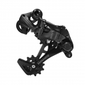 SRAM X01 REAR DERAILLEUR - TYPE 2.1- 11 SPEED - BLACK: BLACK