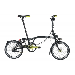 Brompton NYC EDITION S6L - unfolded