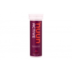 Tri berry electrolyte enhanced drink tablets by nuun