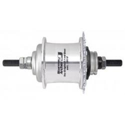 Sturmey Archer 3 speed aluminium hub for trike