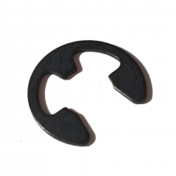 Intense washer - E style retaining ring