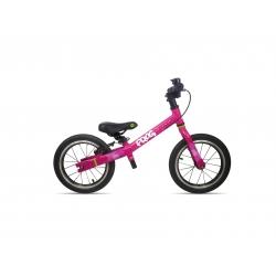 Frog Tadpole PLUS pink balance bike