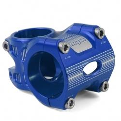 Hope A/M Stem 0 degree 35mm 35mm diameter - Blue