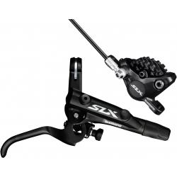 Shimano BR-M7000 SLX bled I-spec-II ready brake lever/Post mount calliper - front