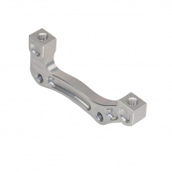 Hope Mount B Post Cal to IS (Front 203mm / Rear 183mm) Silver